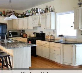 Kitchen Makeover Using Chalk Paint By Annie Sloan Hometalk