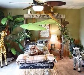 Safari Theme Decoration Ideas