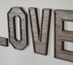 Pallet Wood Letters   Hometalk pallet wood letters  crafts  diy  pallet  repurposing upcycling  rustic  furniture