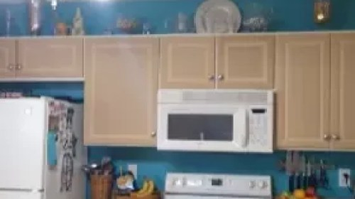 Mobile Home Particleboard ~ Painting mobile home kitchen cabinets