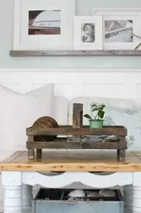 Lovely Linden Street Wall Ledge Shelf Review Decorating Ideas Gallery In Family Room Transitional Design