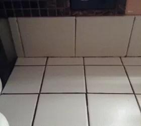 covering ceramic tile countertop hometalk