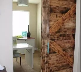 DIY Large Barn Door Perfect For Large Openings DIY