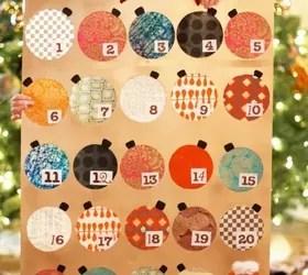 35 Fresh Advent Calendar Ideas To Start Right Away Hometalk