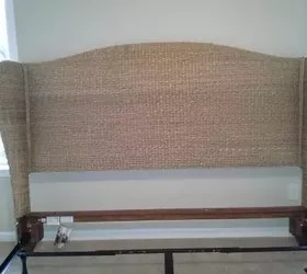 How To Attach A Large Headboard To The Wall???