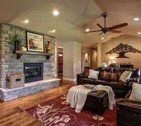 Parker Co Kitchen And Fireplace Reno Hometalk
