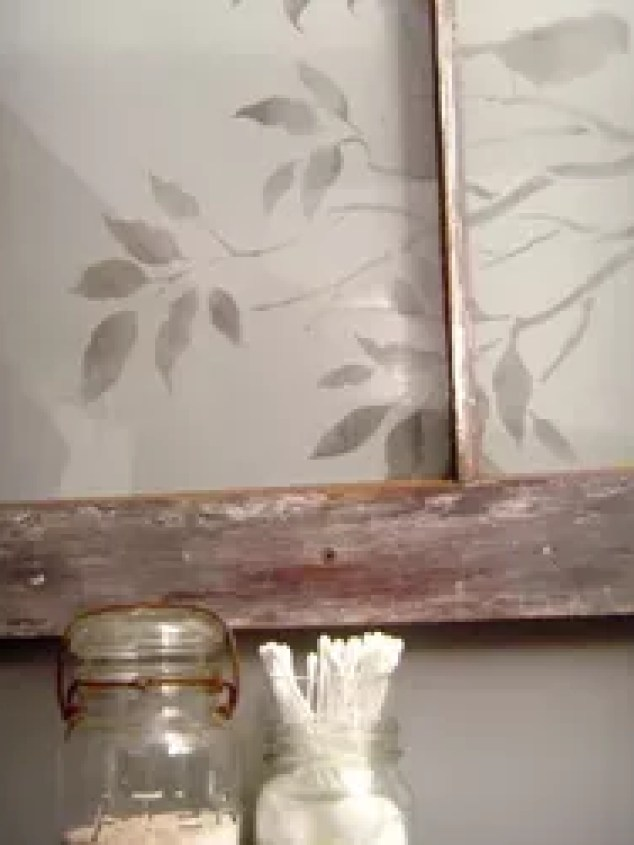 Old Primitive Decorating Ideas When It Comes To Using Wood