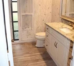 Quatrefoil Bathroom Decor