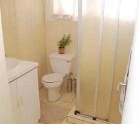 has anyone painted bathroom tiles