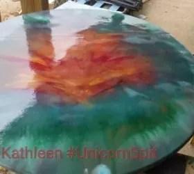 Making The OLD Table Shine Again Hometalk