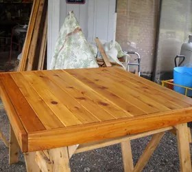 replacing patio tabletop hometalk