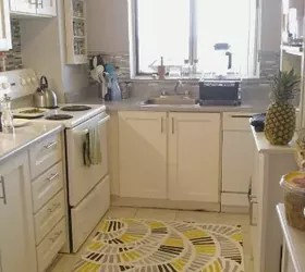 White Kitchen Tile Ideas