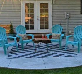 transform dollar store rugs with these