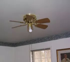How do I make a ceiling fan light cover    Hometalk q how do i make a ceiling fan light cover  wall decor