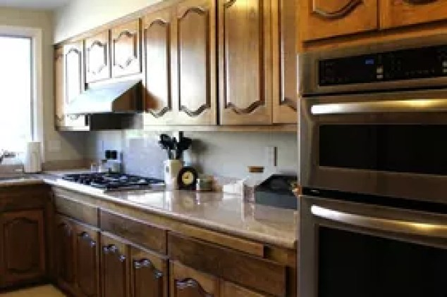 Best way to refinish painted kitchen cabinets www for Best way to buy kitchen cabinets