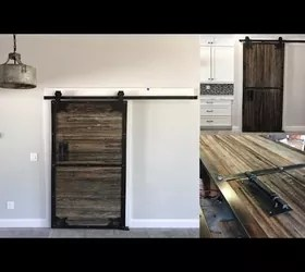 Industrial Sliding Barn Doors
