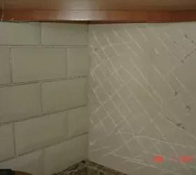 anyone work with beveled subway tile