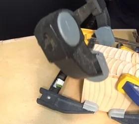 primitive little keepsake box, glued and clamped