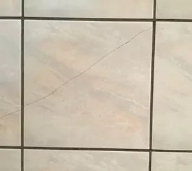Cracked floor tile repairs    Hometalk q cracked floor tile repairs