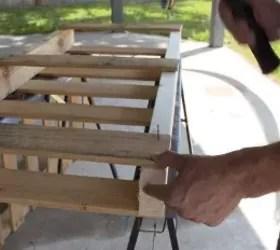 pallet bike rack hometalk