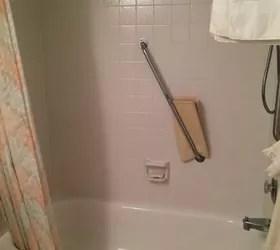new life to old bathtub surround tile