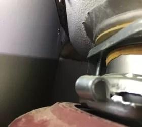repair my water damaged sink cabinet