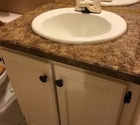 bold bathroom countertop ideas