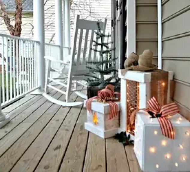 Diy Christmas Ideas Can Be A Real Gift Literally Lights Etc Blog