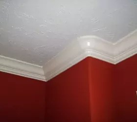 Sculpting Curved Crown Molding