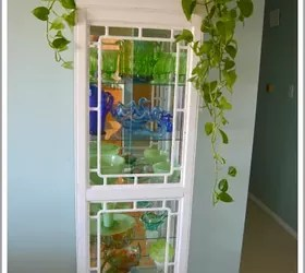Curio Cabinet Decorating Ideas   o2 Pilates A Flea Market Flip Curio Cabinet Hometalk  Kitchen Top Curio Cabinets  Decorating Ideas