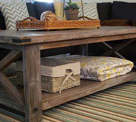 diy rustic coffee table | hometalk