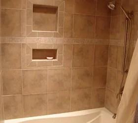 how to replace fiberglass tub shower