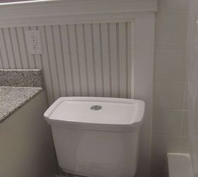 Beadboard Bathroom Re Do Hometalk