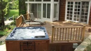 Do You Like Hot Tubs On A Deck Or Built In? Hometalk