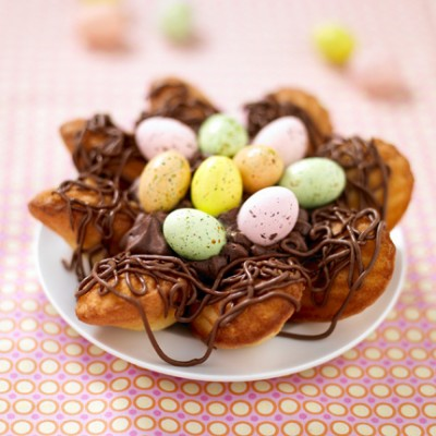 Easter In France Lamb Cakes Edible Bird S Nests And Easter Pate