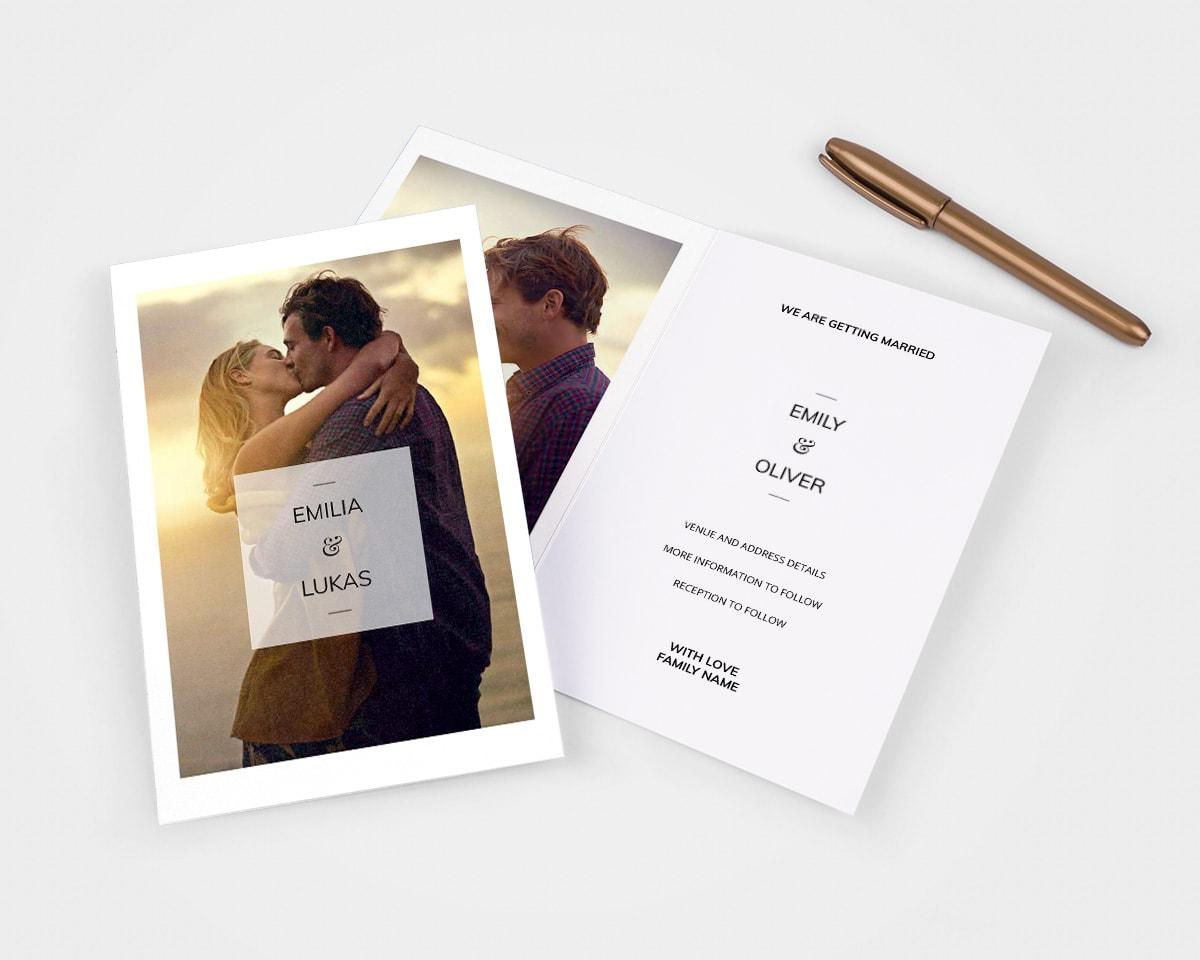 13 Wedding Invite Ideas For Every Type Of Celebration