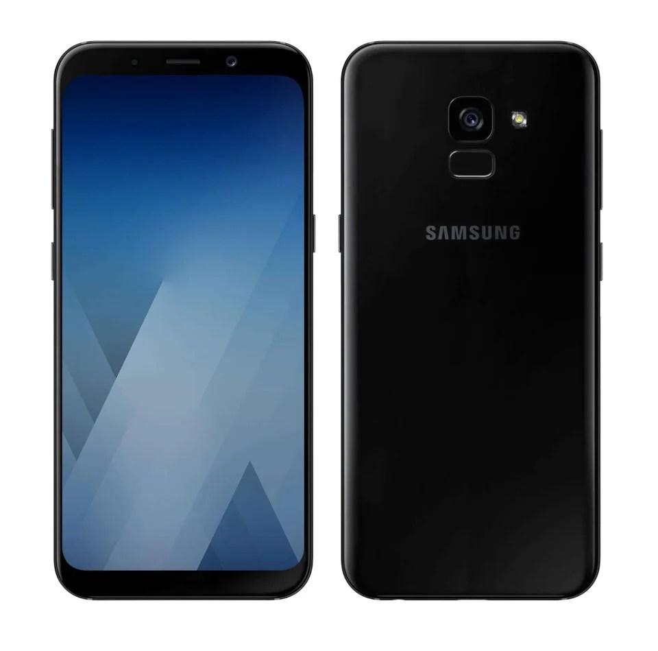 Samsung Galaxy A8 Preis Technische Daten Und Kaufen