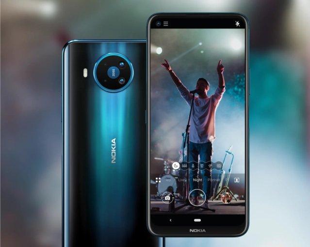 Co to jest SAR z Nokia 8.3 5G? :: Kimovil.com