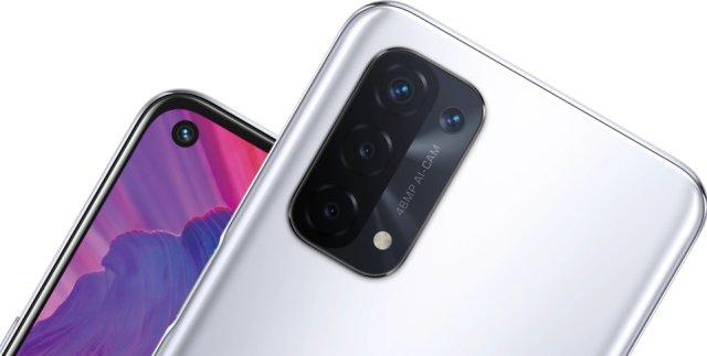 Oppo A74 5G battery :: Kimovil.com