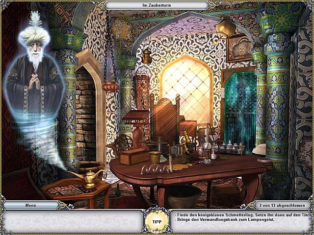 Die Schatzsucher 2: Die verzauberten Gemälde spielen