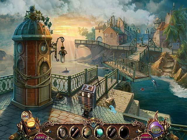 Wimmelbildspiel Fierce Tales: Marcus' Gedächtnis