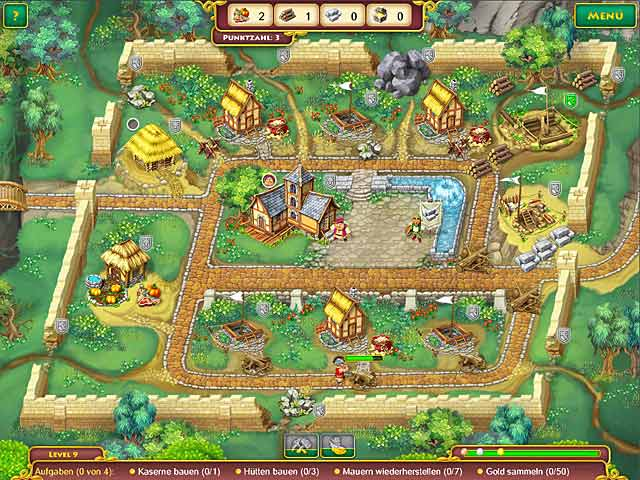 Kingdom Chronicles gratis spielen