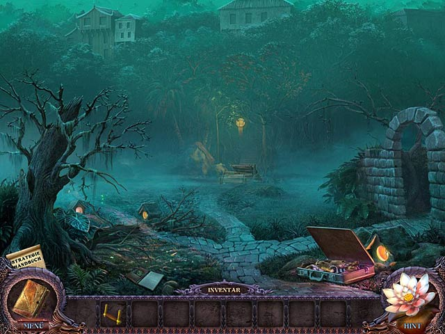 Secrets of the Dark Der finstere Berg Wimmelbildspiel