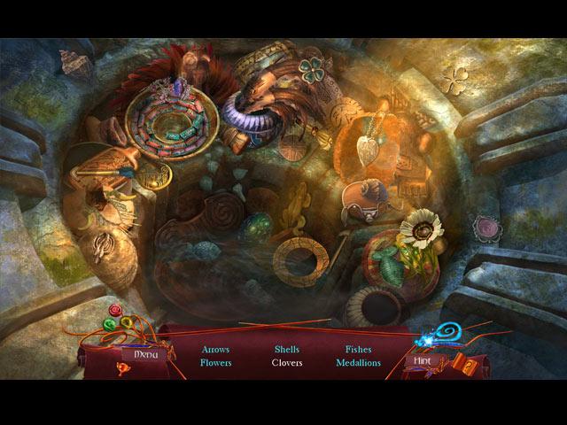 Amaranthine Voyage: The Burning Sky - Screenshot 2