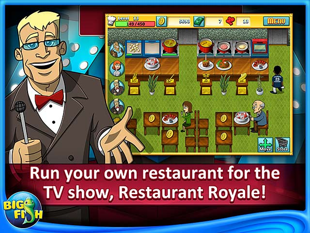 Run Your Own Restaurant Game