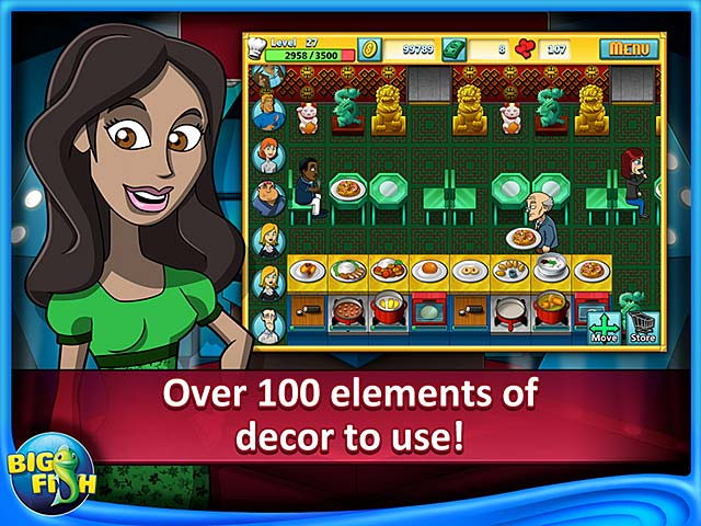 Run Your Own Restaurant Game Free Online