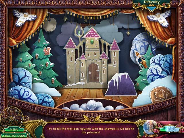 Dark Strokes: Das Königreich des Schnees Probespielen