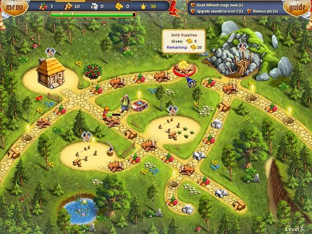 Fables of the Kingdom II - Screenshot 1
