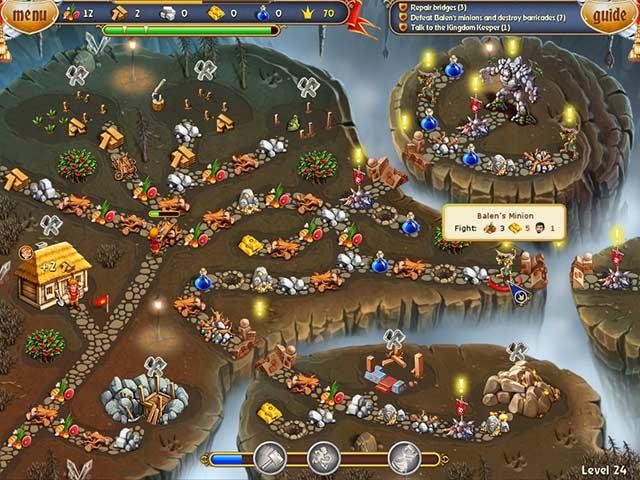 Fables of the Kingdom II - Screenshot 2