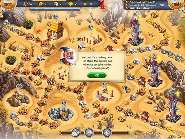 Fables of the Kingdom II - Screenshot 3